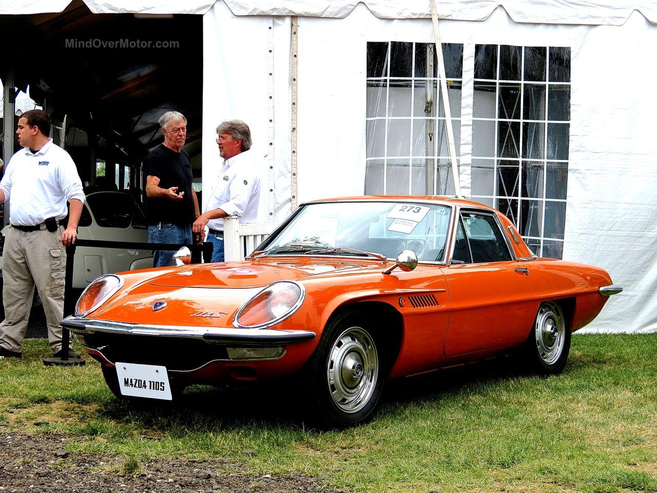 Greenwich 2 Mazda Cosmo 110S