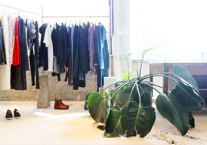 The Store Soho House Berlin big plant