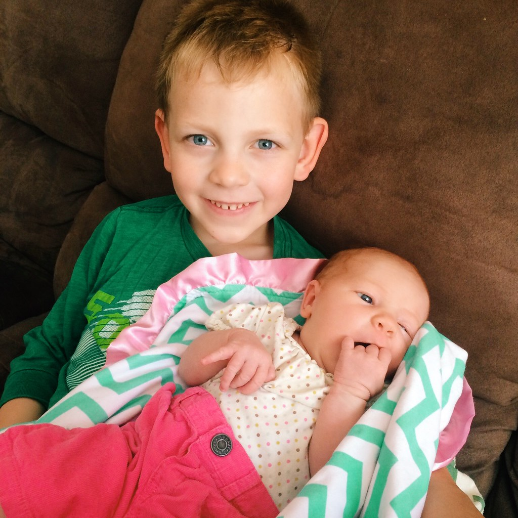 Titus and Karis (6/18/15)