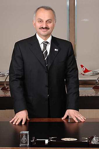 Turkish Airlines Temel Kotil (Turkish Airlines)
