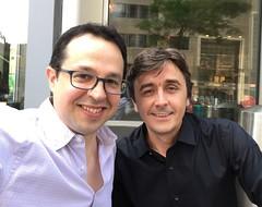 Fede y Javier