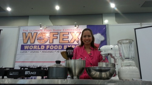 World Food Expo (WOFEX) Mindanao 2015 Photos Chef Jackie Laudico and Chef Roland Laudico - Davao Food Trips 20150625_123213