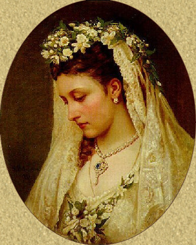 Queen Victoria Wedding Dress | Queen Victoria S Daughter Hrh Princess Louise Duchess O Flickr