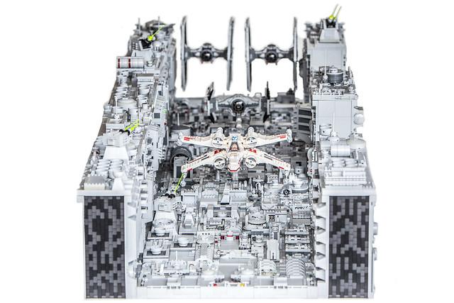 LEGO Star Wars Episode IV : les tranchées de l'Etoile Noire