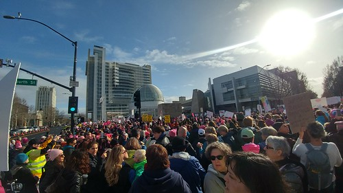 Women's March - San Jose, CA