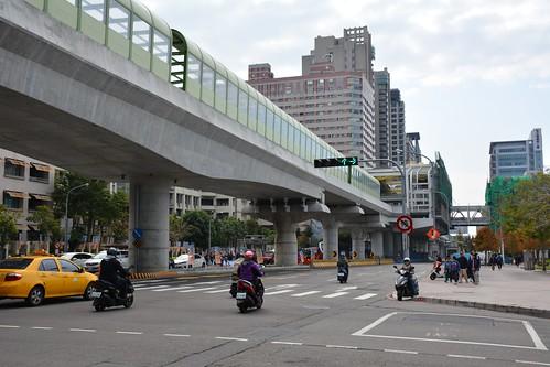 台中捷運綠線:文心森林公園站