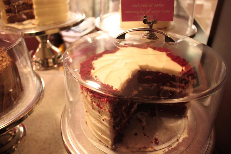 The Hummingbird Bakery-17度C搭火車遊英國-倫敦甜點 (7)