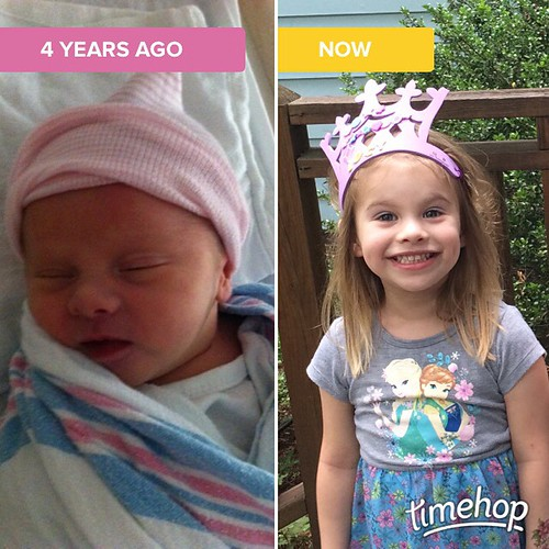 "So, that Timehop ""then & now"" feature... Wow."