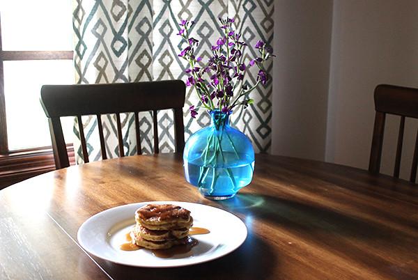 pancakes-cornmeal