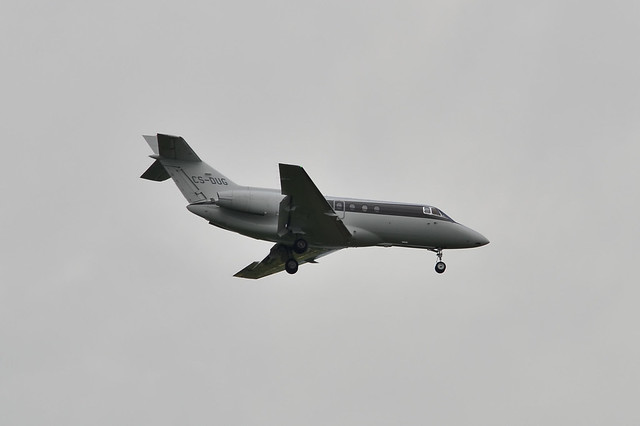 CS-DUG Hawker 750