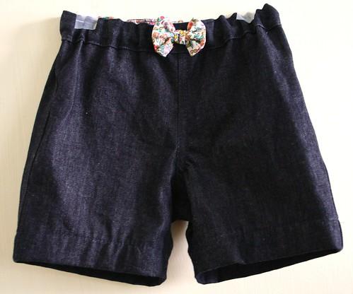 SEW-Sunny Day Denim shorts