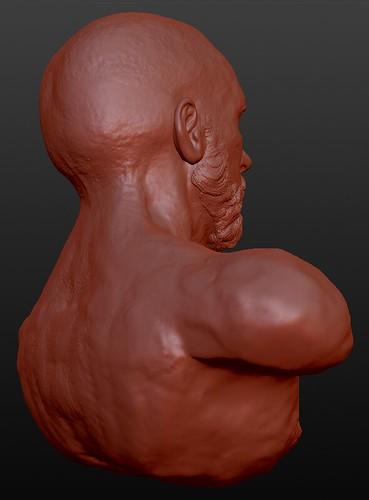 3D Brandon Bryant - 04
