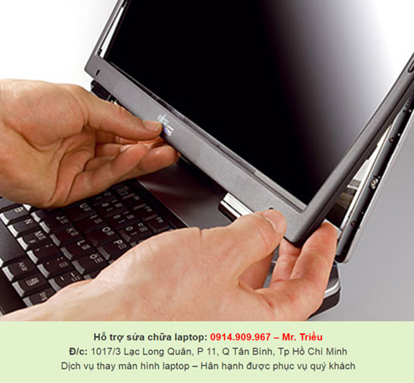 Tổng hợp những trục trặc hay gặp của màn hình laptop và chỉ dẫn những cách khắc phục nhanh nhất