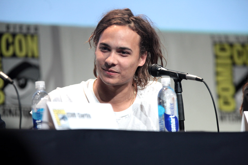 frank dillane in the heart of the sea