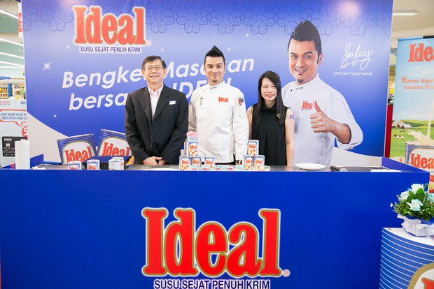 IDEAL Cooking Demo with MasterChef Dato' Fazley - Photo 4