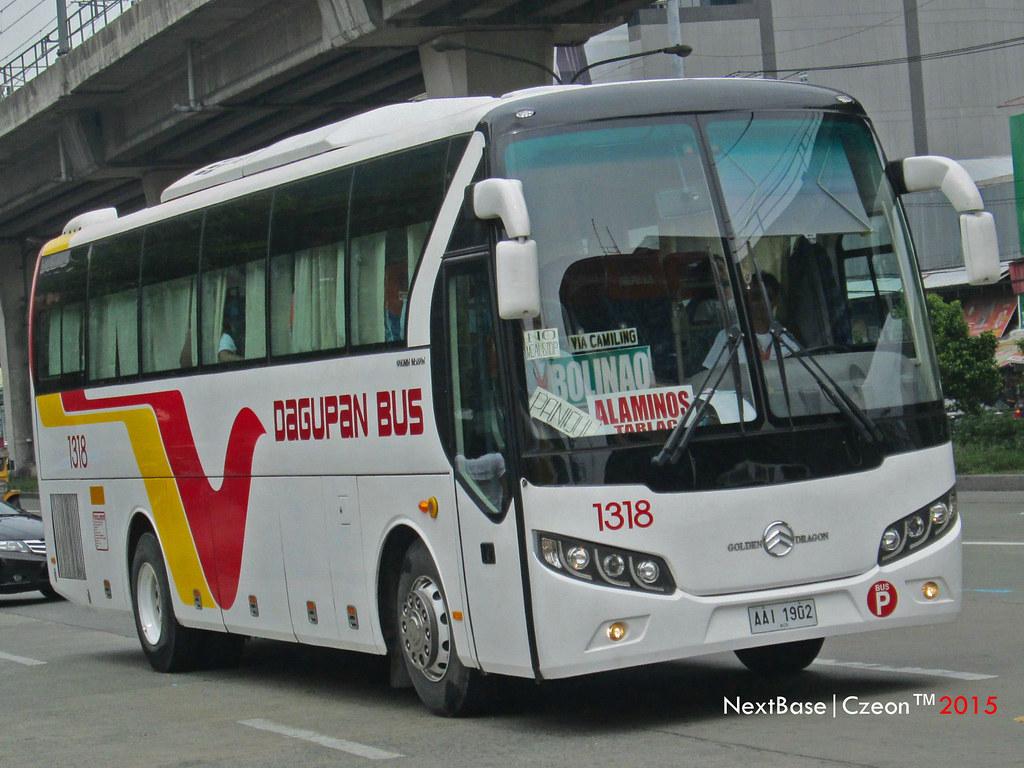 ... Golden Dragon SnowFox | Dagupan Bus 1318 | by Next Base™