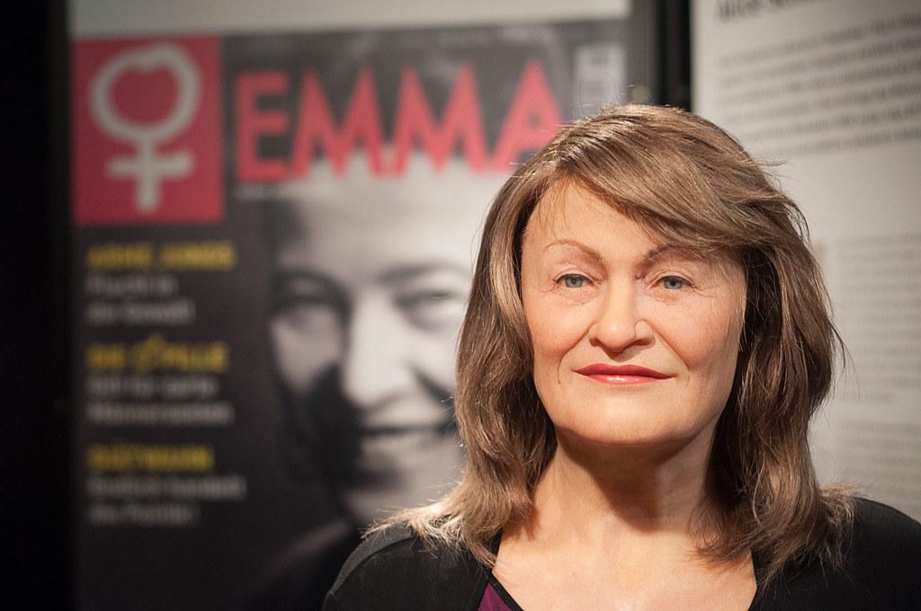 Alice Schwarzer Emma