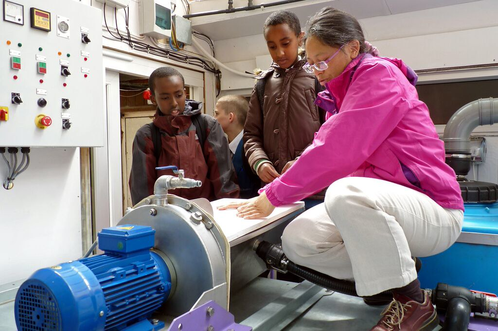 ... UCL Academy students become environmental engineers | by UCL News