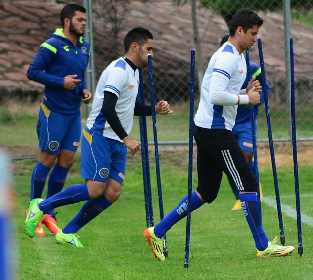 El delantero paraguayo Leonardo Villagra pide confianza a la afición, quiere triunfar en México