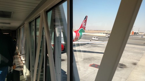 Kenya Airways Boarding | by BertoUCF