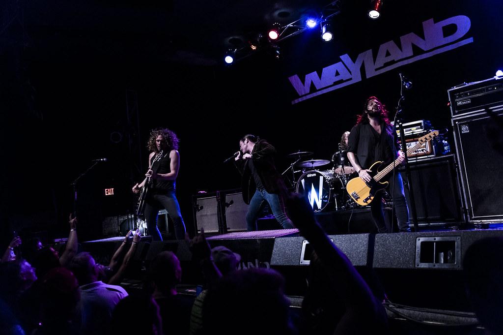 Wayland at The Bourbon | July 1, 2015