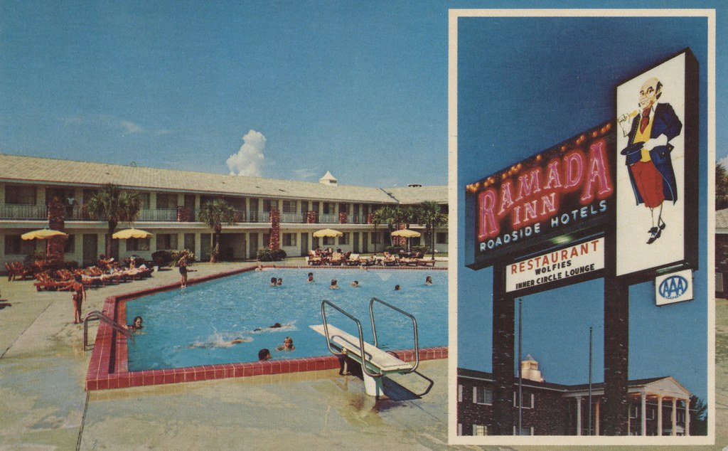 Ramada Inn - Cocoa Beach, Florida
