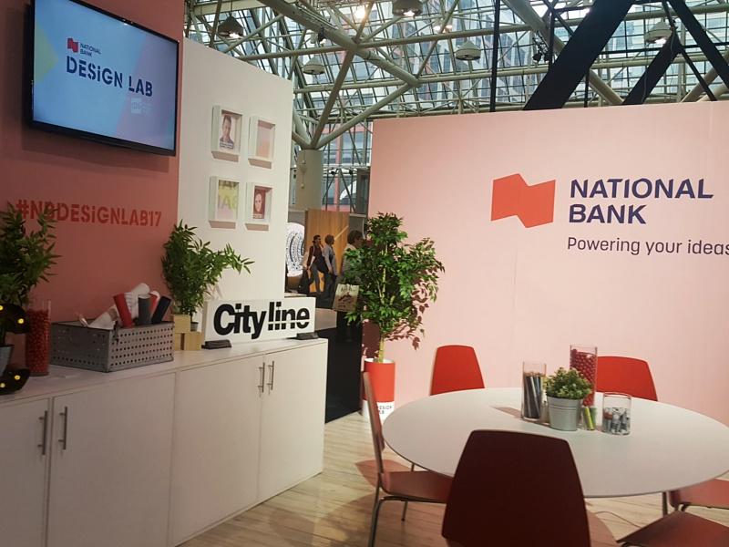 National Bank Design Lab