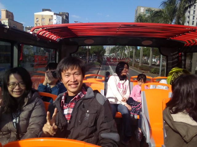 2017/1/26-台北市雙層巴士