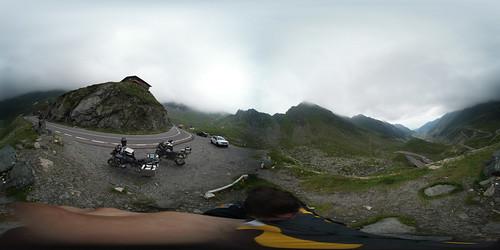 Transfăgărășan Panorama