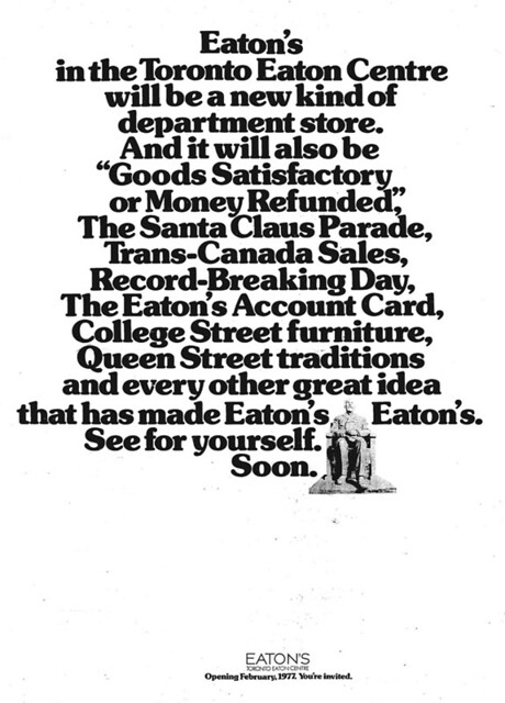 gm 1977-01-08 eatons ad