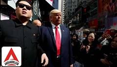 #News: Kim Jong-un dan Donald Trump 'Abal-abal' Bikin Heboh0