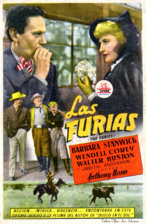 The Furies - Poster 3