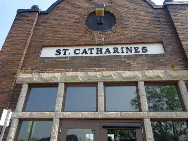 St. Catharines Railway Station
