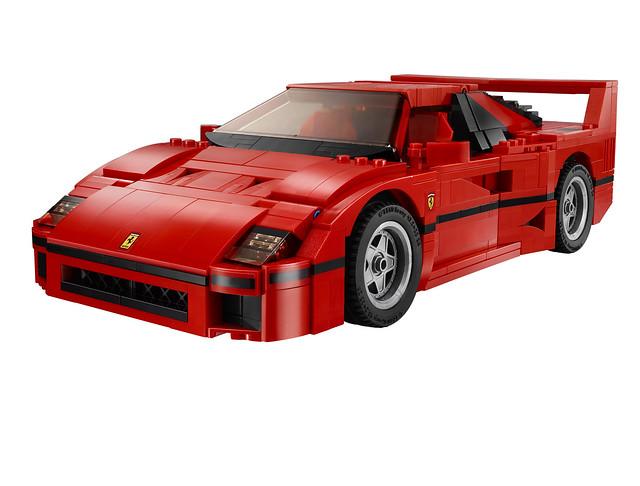 LEGO Creator Expert 10248 - Ferrari F40