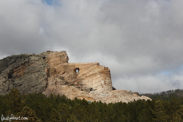 MidWestRoadTrip_Crazy Horse Memorial_feistyharriet_June 2015 (5)