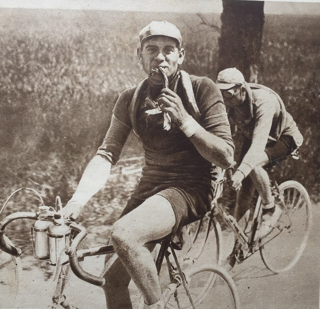 Gustaaf Van Slembrouck 1926 Tour De France From The
