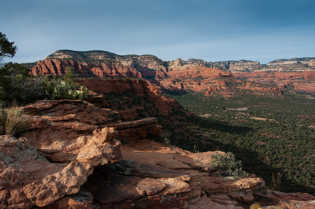 Flagstaff To Sedona >> Doe Mountain Trail No. 60 | View from the top of Doe Mountai… | Flickr