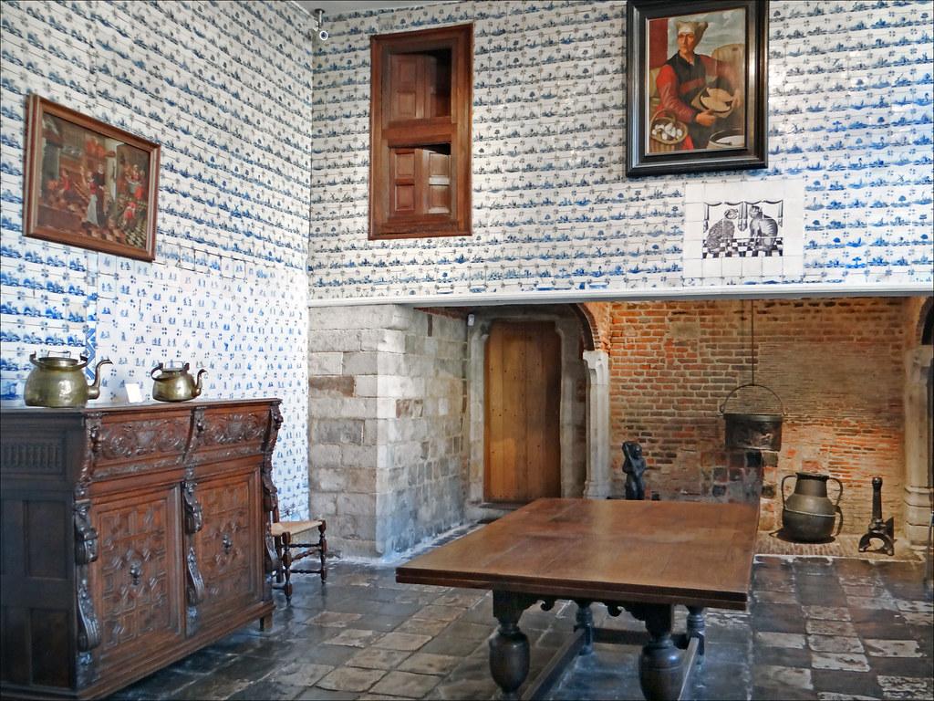 La cuisine de la communaut mus e de l 39 hospice comtesse for Stage de cuisine lille