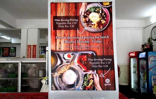 Anak Borneo new pricing