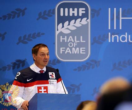 Bondra IIHF HOF