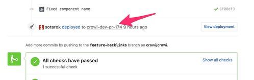 GitHub crowi
