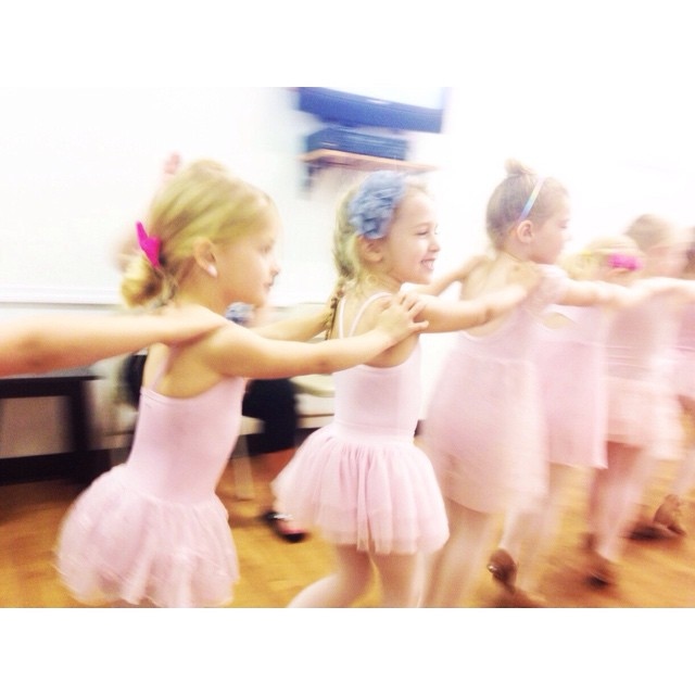 Pink, cute, happy. tiny dancers #missz #andfriends