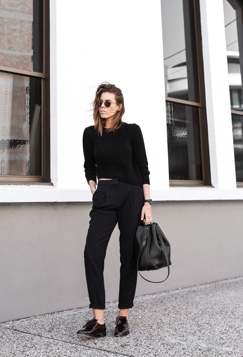 modern legacy, fashion blog, street style, SABA, man stye, fringe loafers, bucket bag (1 of 1)