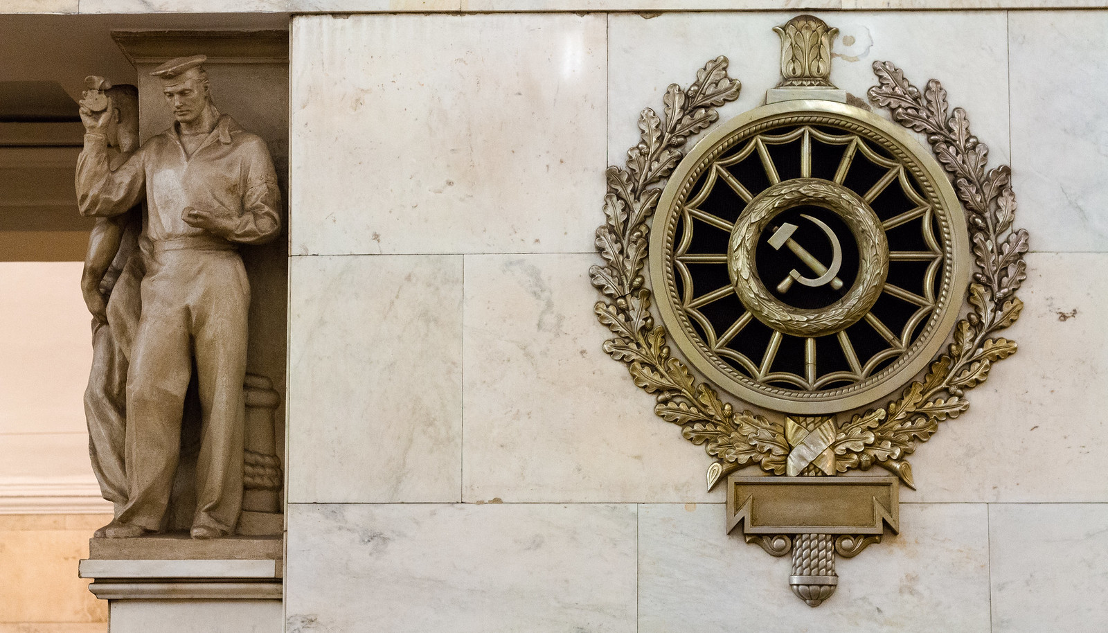 The St Petersburg Metro is one of the most beautiful underground railway systems we have ever encountered. First opened in 1955, the metro of Saint Petersburg, Russia is one of the busiest in the world with five subway lines, 67 stations, over 3.000 trains and 2.5 million passengers a day.