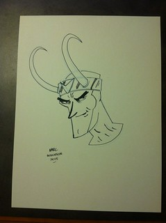 Loki by Marc Thomas
