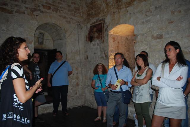Rutigliano- Pro Loco lieta di festeggiare ancora un successo di visitatori per la Torre Normanna e il Centro Storico di Rutigliano.