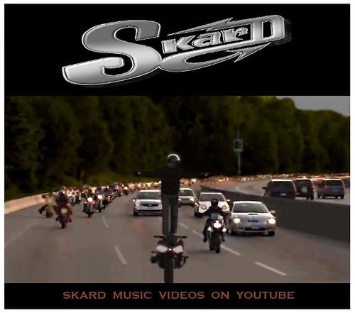dvt SKARD rock band ~ Biker Rock...