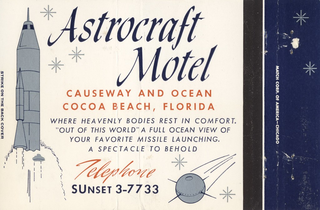 Astrocraft Motel - Cocoa Beach, Florida