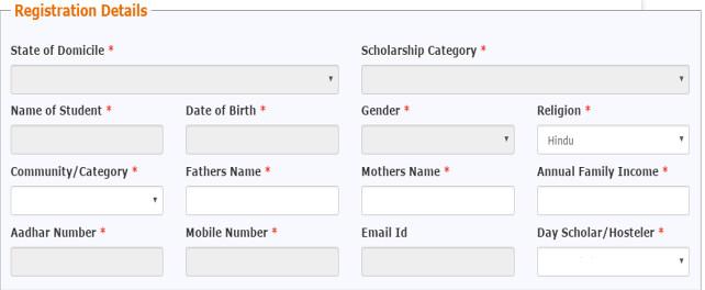 NSP Registration