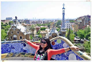 Park Güell - Barcelona, Spain 2013 | by PsymerSlacker